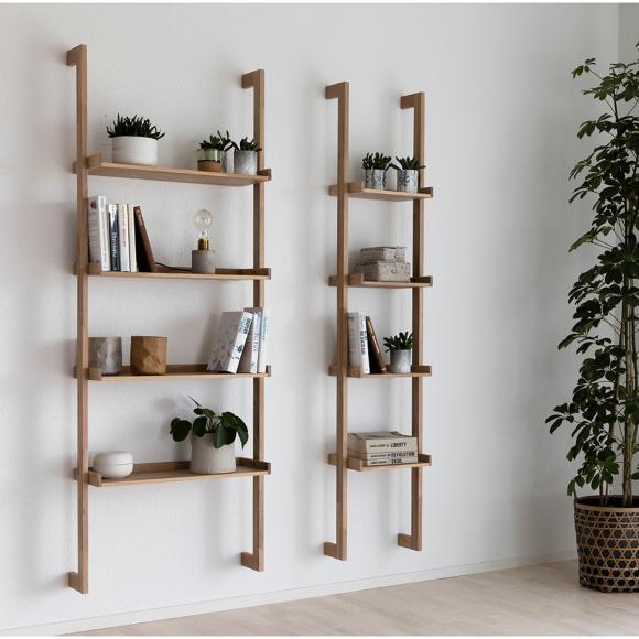 Die 6 schönsten Wandregale aus Holz